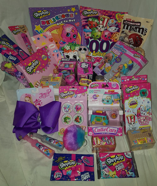 Wow Luxury shopkins gift bag deal - Hatty's Hampers