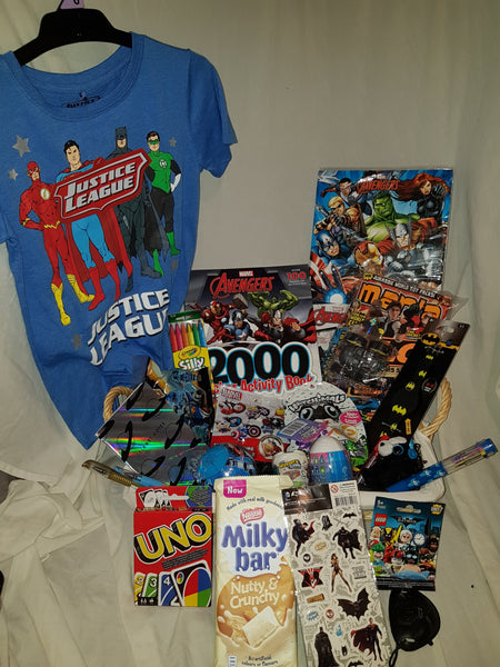 Marvel gift bag deal - Hatty's Hampers