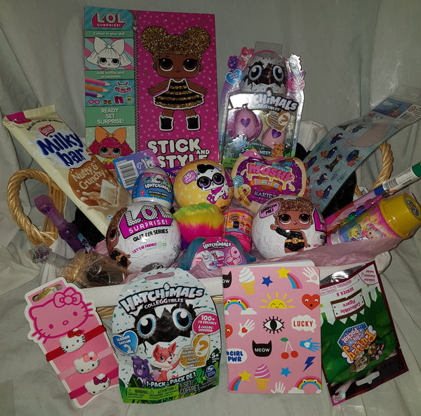 Mixed lol & hatchimals luxury gift bag deal - Hatty's Hampers