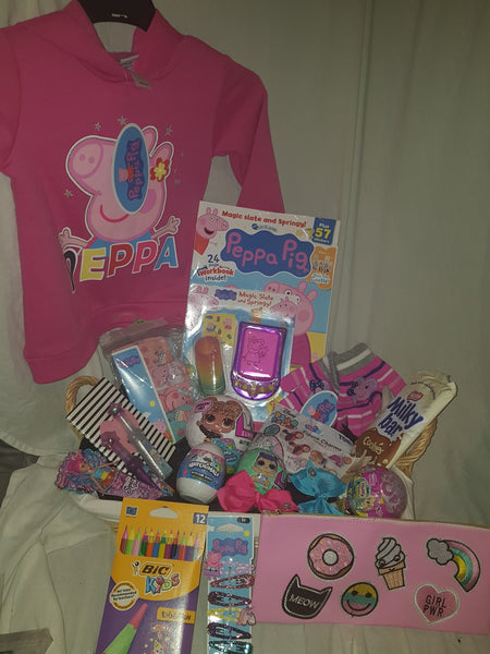 Peppa pig luxury gift bag deal - Hatty's Hampers