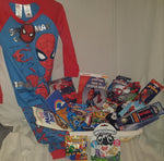 Spiderman luxury gift bag deal - Hatty's Hampers