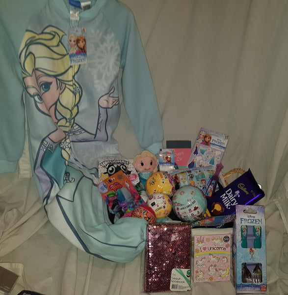 Frozen gift bag deal