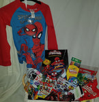 Spiderman gift bag deal
