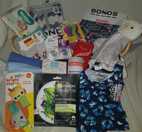 Luxury new born boys gift bag deal