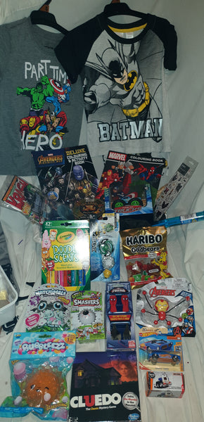 Mixed boys gift bag deal