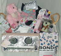 Newborn girl gift bag deal