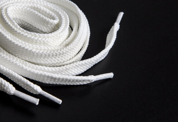 our shoelaces – sturdy, reliable and fashionable