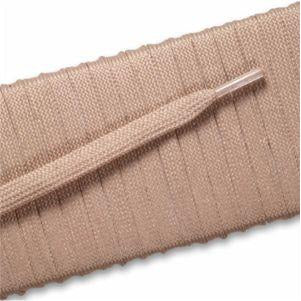 Flat Dress Laces - Beige (2 Pair Pack) Shoelaces from Shoelaces Express