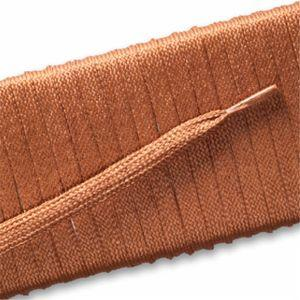 Flat Dress Laces - Cognac (2 Pair Pack) Shoelaces from Shoelaces Express