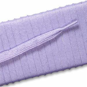 Flat Dress Laces - Lilac (2 Pair Pack) Shoelaces from Shoelaces Express
