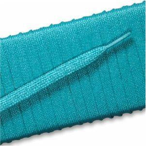 Flat Dress Laces - Turquoise (2 Pair Pack) Shoelaces from Shoelaces Express