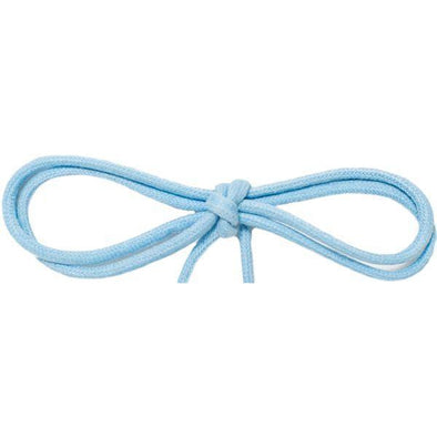 "Spool - Waxed Cotton Thin Round Dress - Light Blue 1/8"" (144 yards) Shoelaces from Shoelaces Express"