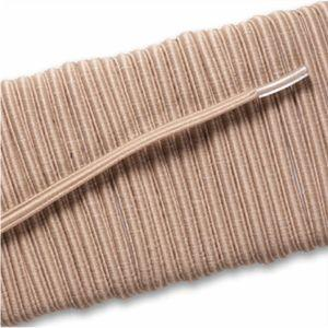 Elastic Dress Laces - Beige (2 Pair Pack) Shoelaces from Shoelaces Express