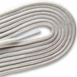 Youth Tuxedo Laces - White (2 Pair Pack) Shoelaces from Shoelaces Express