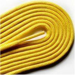 "Thin Round Fashion Dress 1/8"" Laces - Gold (2 Pair Pack) Shoelaces from Shoelaces Express"