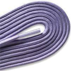 "Thin Round Fashion Dress 1/8"" Laces - Lilac (2 Pair Pack) Shoelaces from Shoelaces Express"