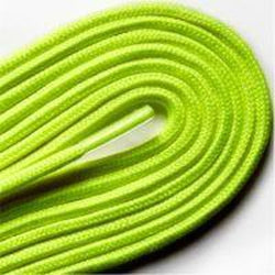 "Thin Round Fashion Dress 1/8"" Laces - Neon Yellow (2 Pair Pack) Shoelaces from Shoelaces Express"