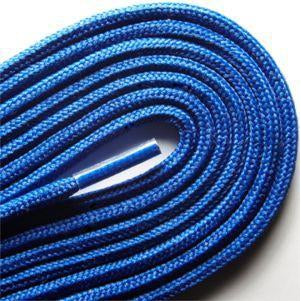 "Thin Round Fashion Dress 1/8"" Laces - Royal Blue (2 Pair Pack) Shoelaces from Shoelaces Express"