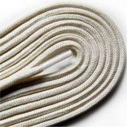 "Thin Round Fashion Dress 1/8"" Laces - Vanilla Cream (2 Pair Pack) Shoelaces from Shoelaces Express"
