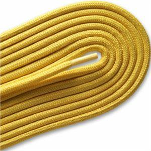 "Fashion Casual/Athletic Round 3/16"" Laces - Gold (2 Pair Pack) Shoelaces from Shoelaces Express"