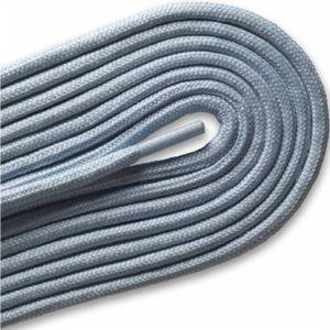 "Fashion Casual/Athletic Round 3/16"" Laces - Ice Blue (2 Pair Pack) Shoelaces from Shoelaces Express"