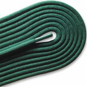 "Fashion Casual/Athletic Round 3/16"" Laces Custom Length with Tip - Kelly Green (1 Pair Pack) Shoelaces from Shoelaces Express"