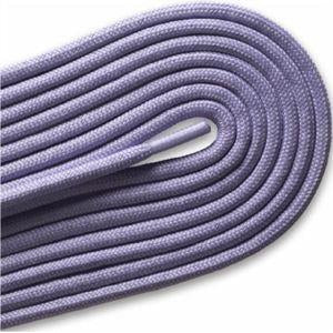"Fashion Casual/Athletic Round 3/16"" Laces Custom Length with Tip - Lilac (1 Pair Pack) Shoelaces from Shoelaces Express"