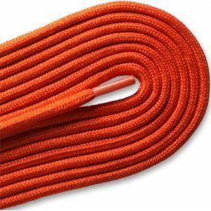"Fashion Casual/Athletic Round 3/16"" Laces - Orange (2 Pair Pack) Shoelaces from Shoelaces Express"