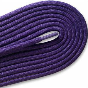 "Fashion Casual/Athletic Round 3/16"" Laces - Purple (2 Pair Pack) Shoelaces from Shoelaces Express"