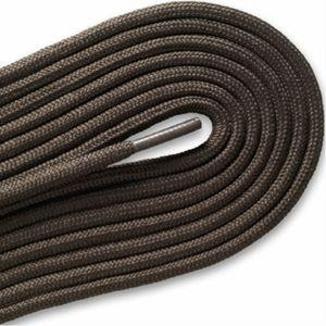"Fashion Casual/Athletic Round 3/16"" Laces - Taupe Gray (2 Pair Pack) Shoelaces from Shoelaces Express"