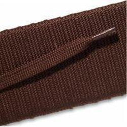 Spool - Fashion Athletic Flat - Brown (144 yards) Shoelaces from Shoelaces Express