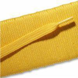 Spool - Fashion Athletic Flat - Gold (144 yards) Shoelaces from Shoelaces Express