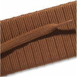 Spool - Fashion Athletic Flat - Light Brown (144 yards) Shoelaces from Shoelaces Express