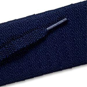 Flat Athletic Laces Navy 36""