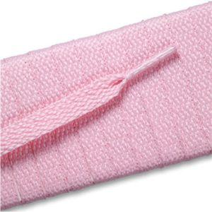 Flat Athletic Laces Pink 36""