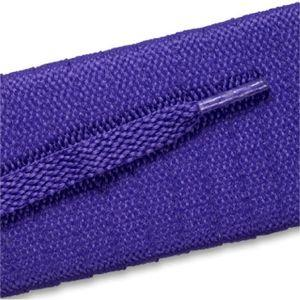 Flat Athletic Laces - Purple (2 Pair Pack) Shoelaces from Shoelaces Express