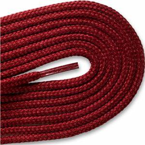 Round Athletic Laces - Burgundy (2 Pair Pack) Shoelaces from Shoelaces Express