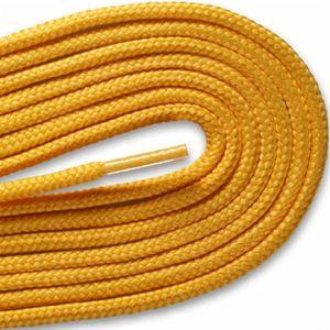 Round Athletic Laces - Gold (2 Pair Pack) Shoelaces from Shoelaces Express