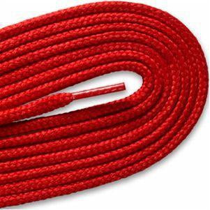 Round Athletic Laces - Red (2 Pair Pack) Shoelaces from Shoelaces Express