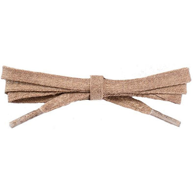 Spool - Waxed Cotton Flat Dress - Tan (100 yards) Shoelaces from Shoelaces Express