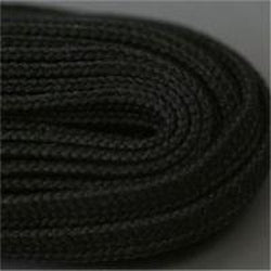 Figure Skate Laces - Black (2 Pair Pack) Shoelaces from Shoelaces Express