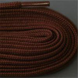 Figure Skate Laces - Brown (2 Pair Pack) Shoelaces from Shoelaces Express