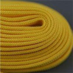 Figure Skate Laces - Gold (2 Pair Pack) Shoelaces from Shoelaces Express