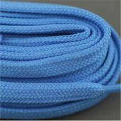 Figure Skate Laces - Light Blue (2 Pair Pack) Shoelaces from Shoelaces Express