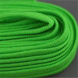 Figure Skate Laces - Neon Green (2 Pair Pack) Shoelaces from Shoelaces Express