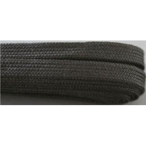 Roller Skate Laces - Black (2 Pair Pack) Shoelaces from Shoelaces Express
