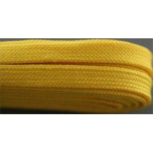 Roller Skate Laces - Gold (2 Pair Pack) Shoelaces from Shoelaces Express