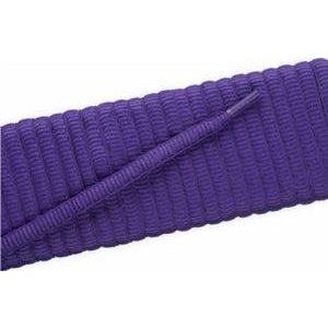 Oval Athletic Laces - Purple (2 Pair Pack) Shoelaces from Shoelaces Express