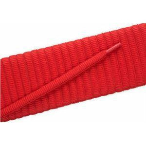 Oval Athletic Laces - Red (2 Pair Pack) Shoelaces from Shoelaces Express
