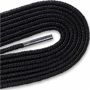 Nylon Boot Laces Black